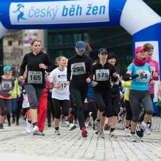 Český běh žen 2013